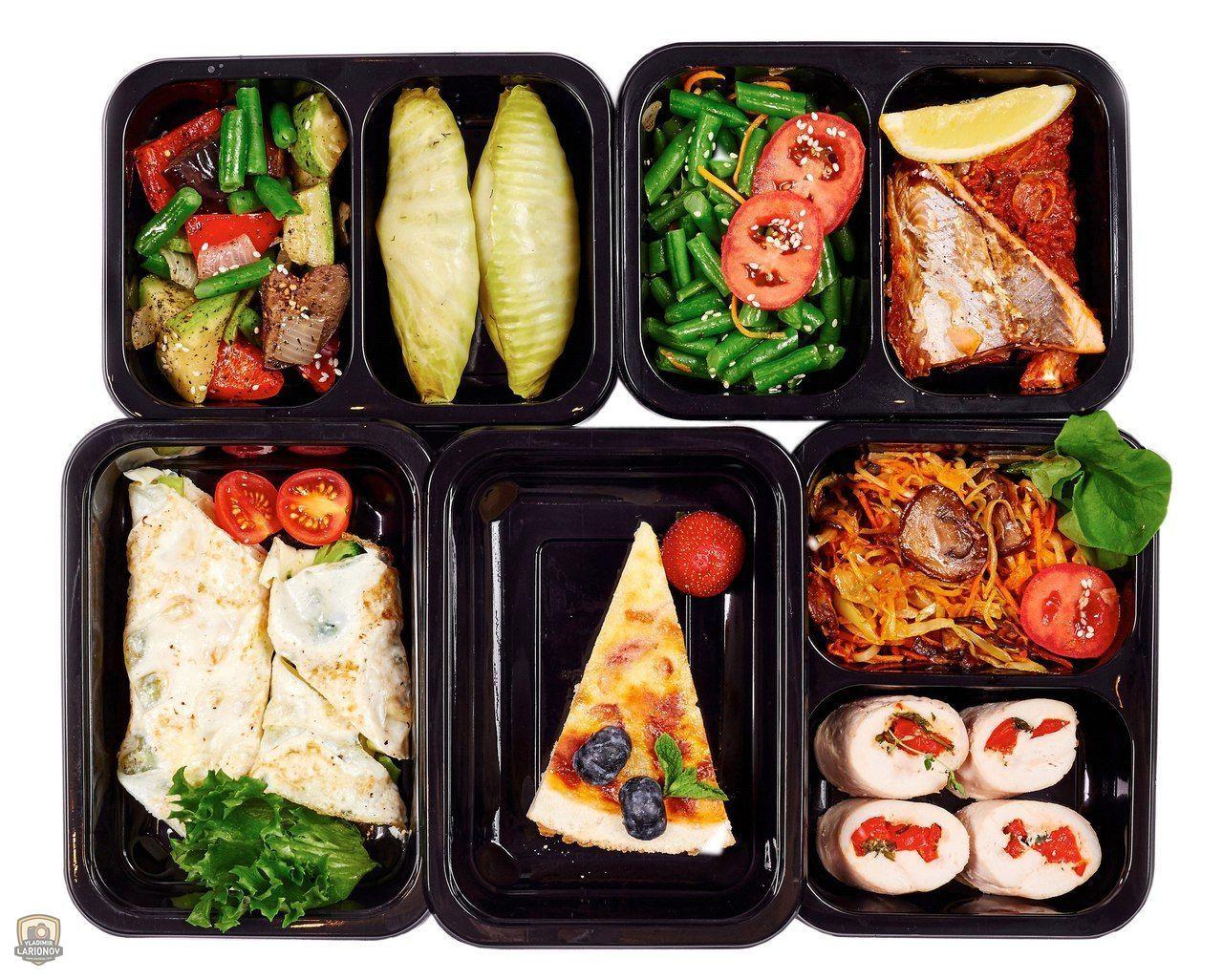 заказать еду для похудения на дом